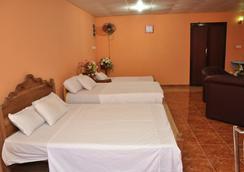 Sunshine Hotel & Hall - Trincomalee - Bedroom