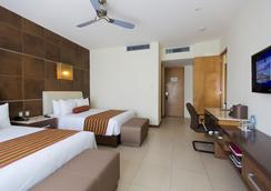 B2B Malecon Plaza Hotel & Convention Center - Cancun - Bedroom