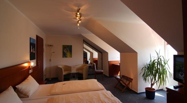 Hotel Heide Residenz - Paderborn - Bedroom