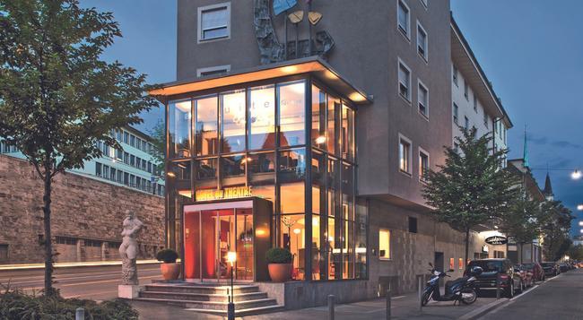 Hotel du Theatre by Fassbind - Zurich - Building