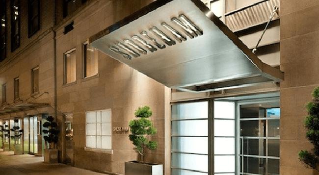 The Shoreham Hotel - New York - Building