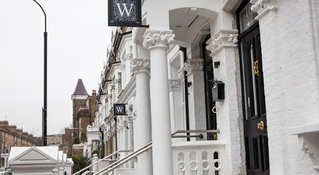 The W14 Hotel - London - Building