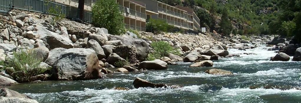 Yosemite View Lodge - El Portal - Building