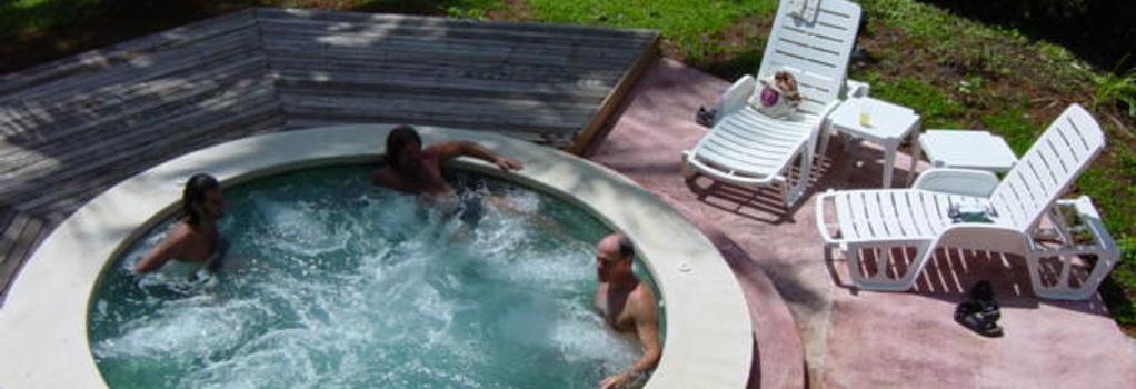 Samasati Retreat and Rainforest Sanctuary - Puerto Viejo de Talamanca - Pool