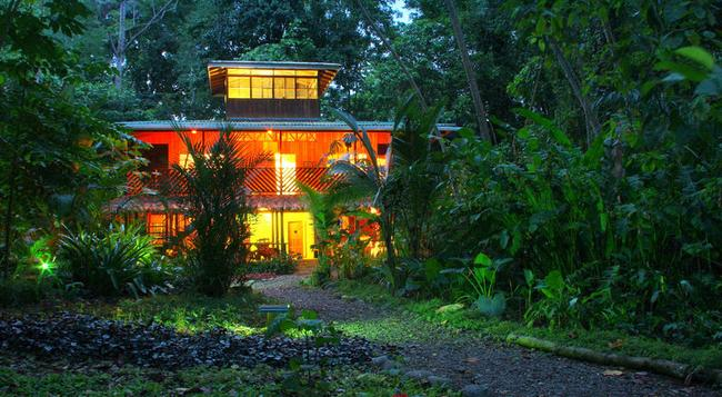 La Kukula Lodge - Puerto Viejo de Talamanca - Outdoor view