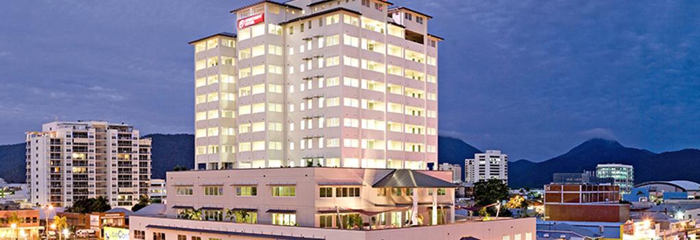 Best Western Plus Cairns Central Apartments - Cairns - Building