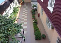 Guest House Eucalyptus - Sochi - Patio