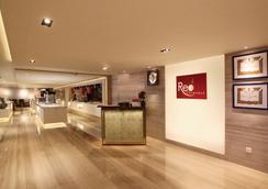 Prudential Hotel - Hong Kong - Restaurant