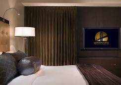 Golden Gate Hotel and Casino - Las Vegas - Bedroom
