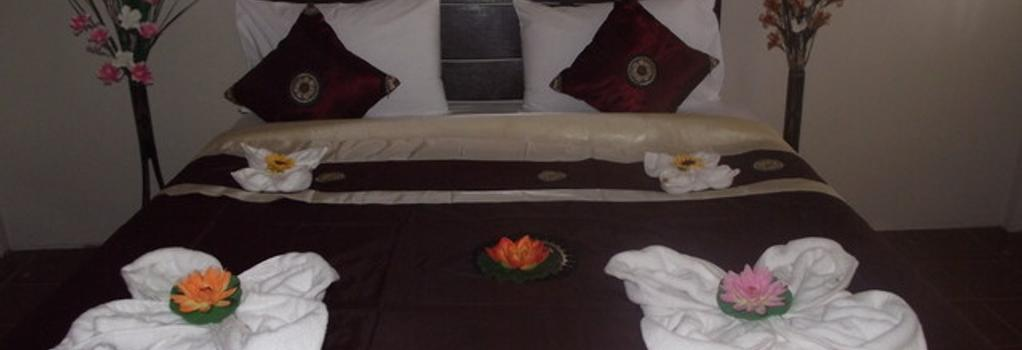 The Krabi Forest Homestay - Ao Nang - Bedroom