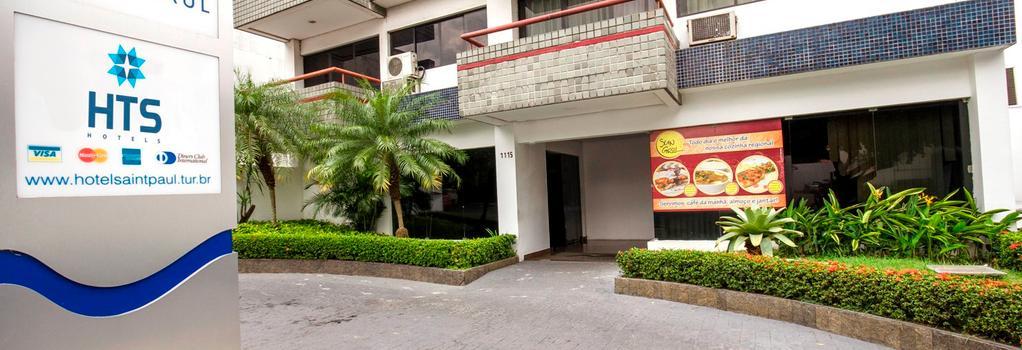 Hotel Saint Paul - Manáus - Building
