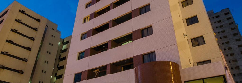 Hotel Adrianópolis All Suites - Manáus - Building