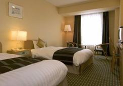Tennoji Miyako Hotel - Osaka - Bedroom