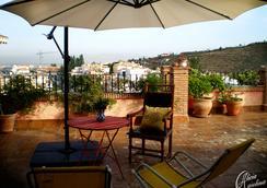 Hotel Alicia Carolina - Monachil - Balcony