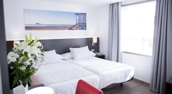 Los Alamos - Benidorm - Bedroom