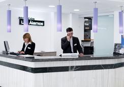 Hotel Los Alamos - Benidorm - Lobby