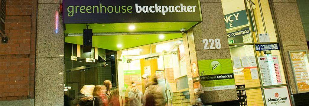 Greenhouse Backpackers Melbourne - Melbourne - Building