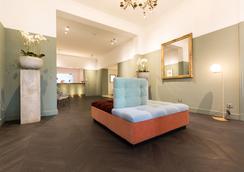 Hotel Portinari - Bruges - Lobby