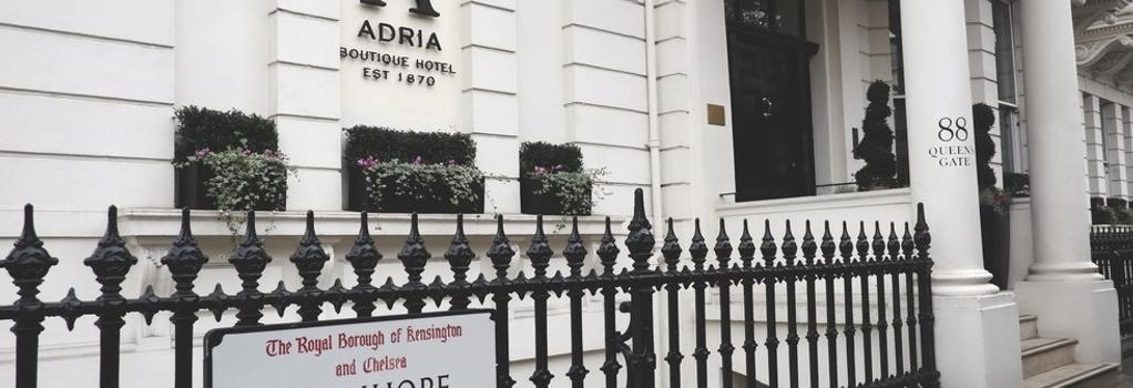 Adria Boutique Hotel - London - Building