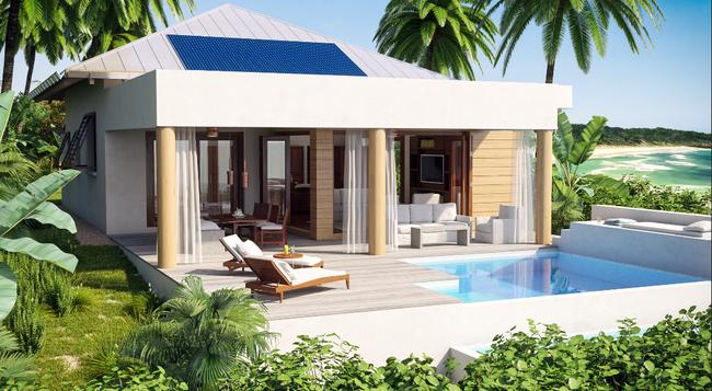 Solaire Villas Anguilla - The Valley - Building