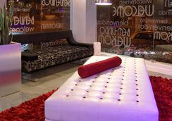 Rioné Hotel Boutique - Cuenca - Lobby