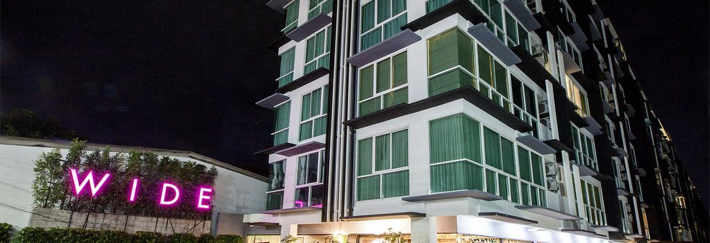 The Wide Condotel - Phuket City - Building