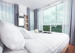 The Wide Condotel - Phuket - Phuket City - Bedroom
