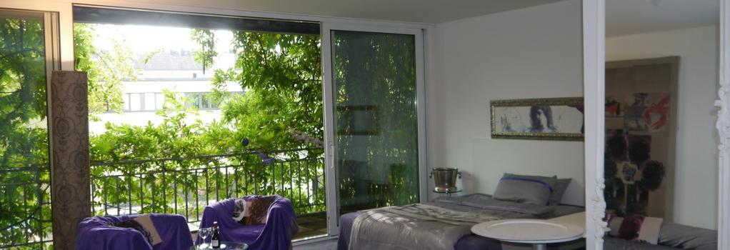 Pallazzo Alfonso - Aachen - Bedroom