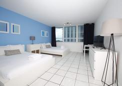 Deluxe by Design Suites Miami - Miami Beach - Bedroom