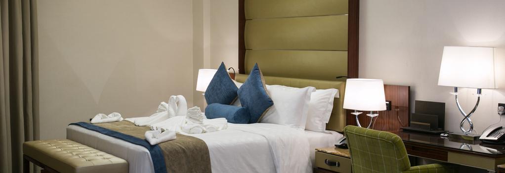 Gulf Pearls Hotel - Doha - Bedroom