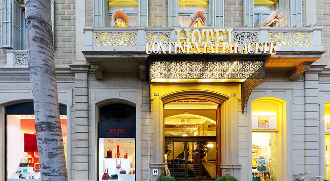 Hotel Continental Palacete - Barcelona - Building