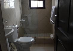 Ocean Breeze - Santo Domingo - Bathroom
