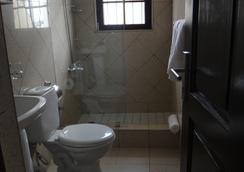 Ocean Breeze - Santo Domingo - Bathroom