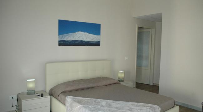 Prestige B&B - Catania - Bedroom