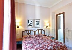 Hotel Pyramid - Rome - Bedroom