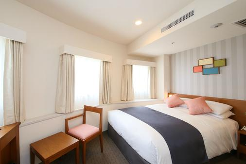 Shinjuku Washington Hotel Main - Tokyo - Bedroom