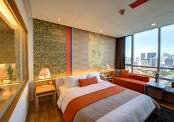 Pathumwan Princess Hotel - Bangkok - Bedroom