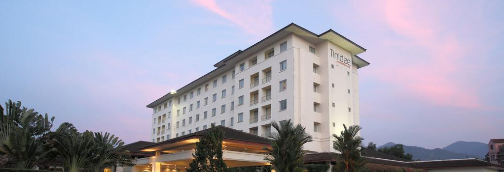 Tinidee Hotel @ Ranong - Ranong - Building