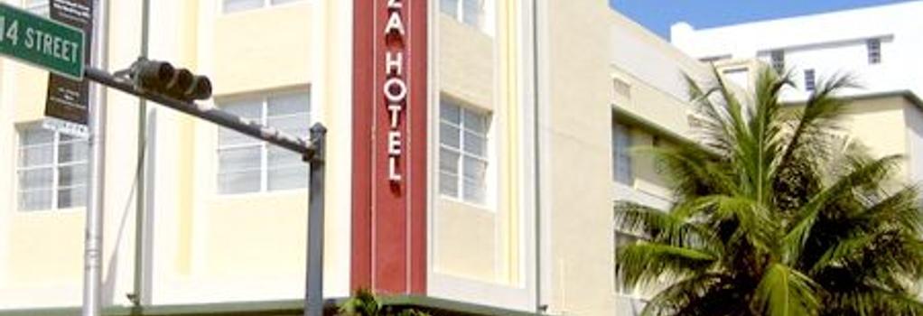 South Beach Plaza Hotel - Miami Beach - Building