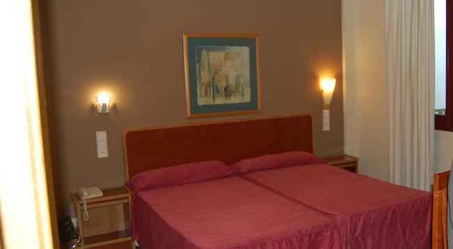 Hotel San Miguel - Zaragoza - Bedroom