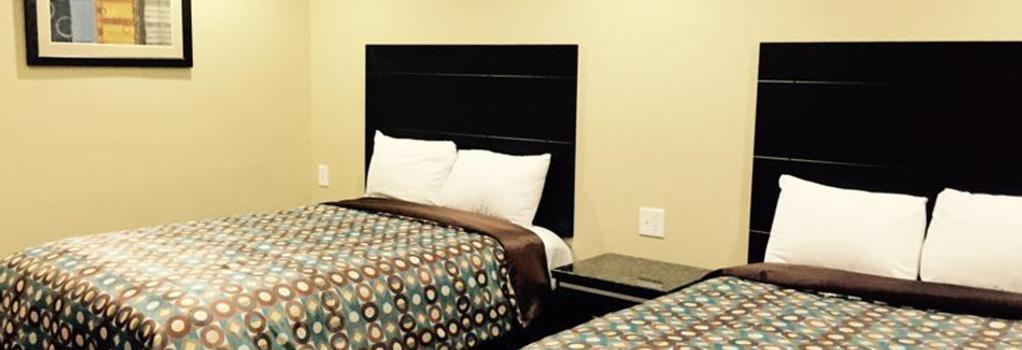 Berkshire Motor Hotel - San Diego - Bedroom