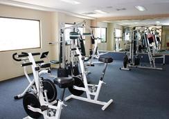 Hotel San Marcos - Culiacan - Gym