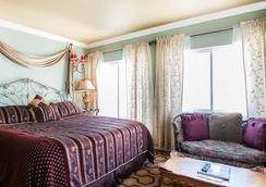Nob Hill Hotel - San Francisco - Bedroom