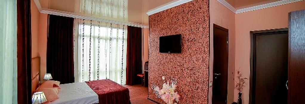 Hotel Vavilon - Gelendzhik - Bedroom