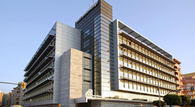 Hotel Ilunion Malaga - Malaga - Building