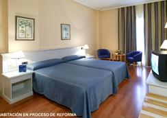 Hotel Monte Puertatierra - Cádiz - Bedroom