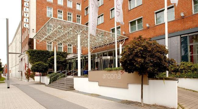 Arcona Hotel Baltic - Stralsund - Building