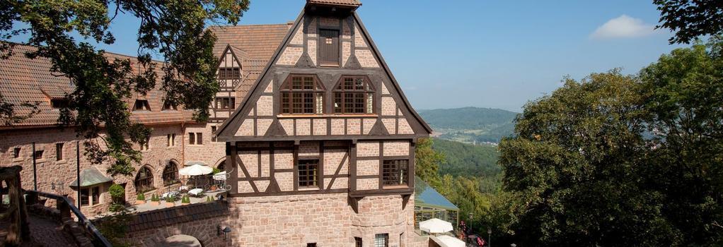 Romantik Hotel Auf Der Wartburg - Eisenach - Building