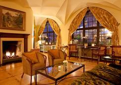 Romantik Hotel Auf Der Wartburg - Eisenach - Lounge