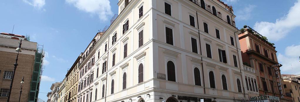 Impero Hotel Rome - Rome - Building